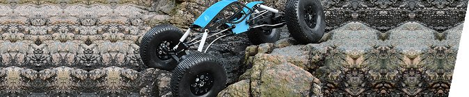 KIT CRAWLER Bully II MOA Competition Crawler