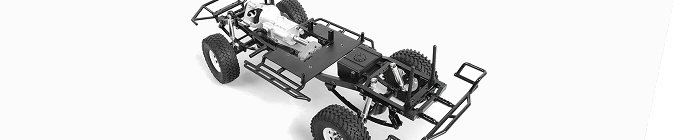 KIT Chassis Trail Finder 2