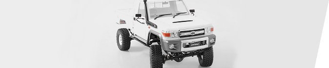 KIT TF2 LWB Land Cruiser LC70