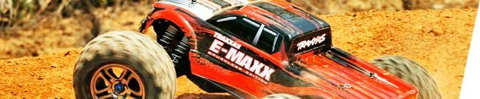 E-Maxx 1/8 Brushless