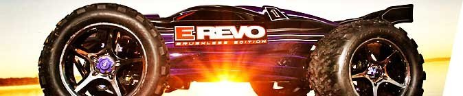E-Revo 1/8 Brushless
