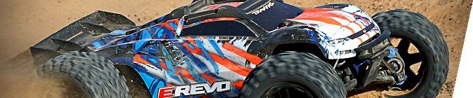 E-Revo 1/8 Brushless V2