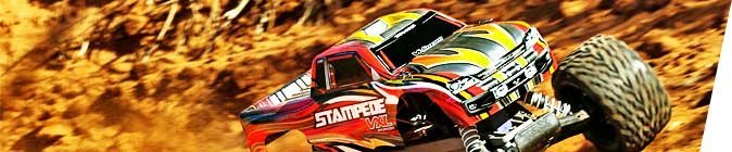 Stampede 1/10 2WD Brushless