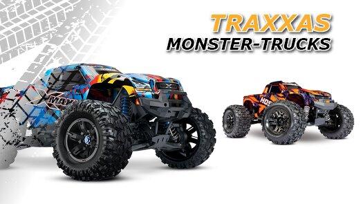 Traxxas Monster Trucks