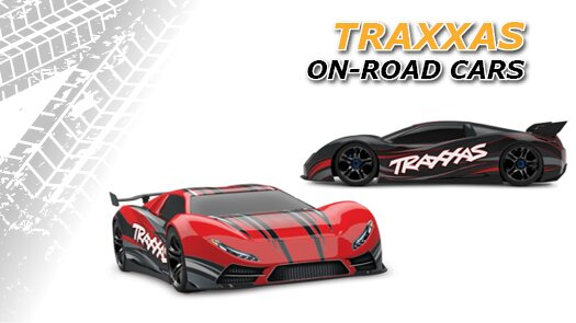 Traxxas On-Road Cars