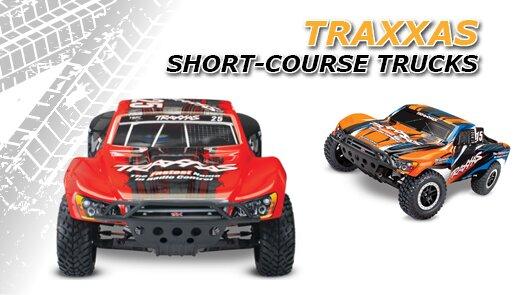 Traxxas Short Course Trucks
