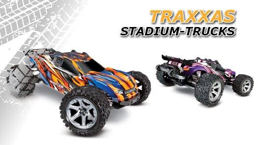 Traxxas Stadium Trucks