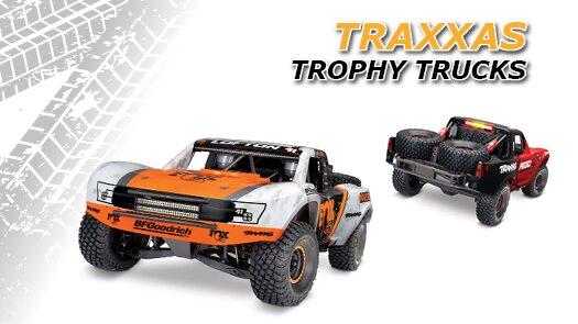 Traxxas Trophy Trucks