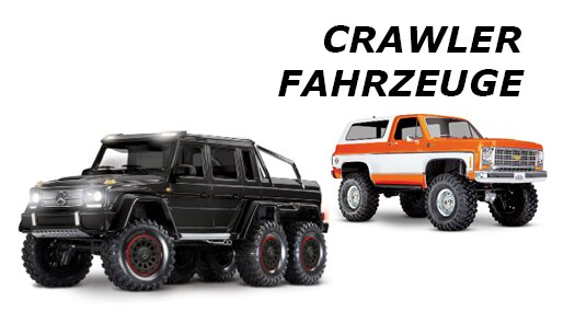 Crawler Fahrzeuge