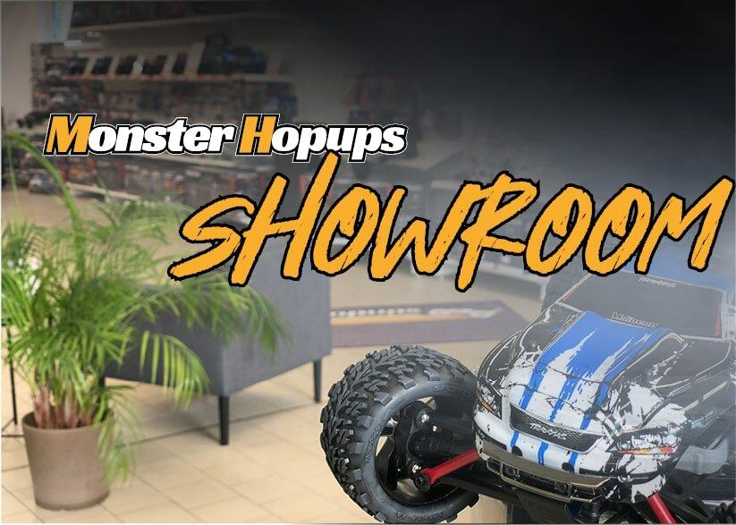 Monster-Hopups Showroom