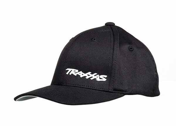 Traxxas TRX1194-BLK TRAXXAS CLASSIC HAT YOUTH BLK