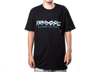 Traxxas TRX1391-XL Schwarz TEE SLICED TEA YXL