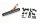 Proline 6276-01 4Zoll Super-Helle LED Light-Bar-Kit 6 - 12V gerade