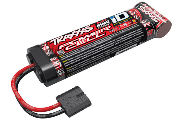 Traxxas TRX2940X Power Cell Series 3 8,4V 3300mAh 7Z NiMh...