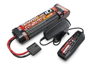 Traxxas TRX2983G Akku/AC-Lader Completer Pack EU-Version...