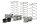 Proline 6299-00 Pro-Line Dual Rate Feder-Sortiment