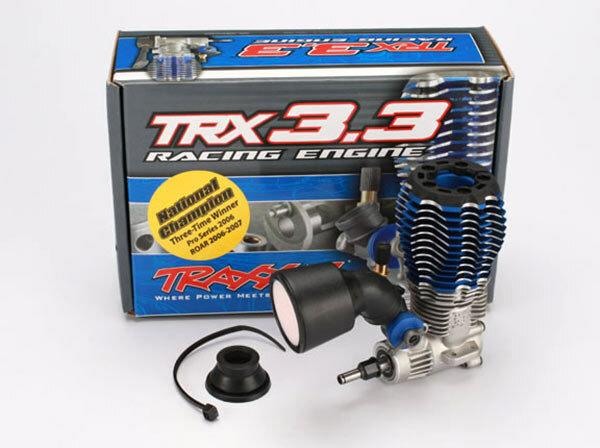 Traxxas TRX 3.3 Motor Traxxas ohne Starter