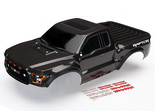 Traxxas TRX5826A Karosserie Ford Raptor 2017 HD + Decal...