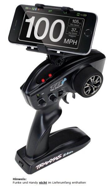 Traxxas TRX6532 Handy-Halterung für alle TQI und ATON Sender-Funke-Fernsteuerung