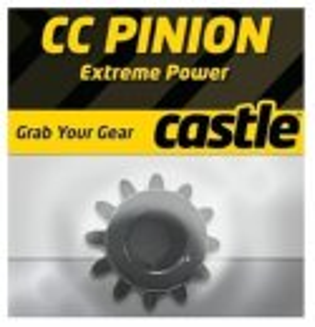 Castle Creations 010-0065-23 Ritzel 12 Zähne MOD 1.5 für 8mm Welle
