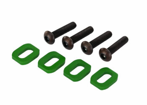 RPM Dämpferstangen Schützer grün für X-Maxx RPM-80434 X-Maxx 8S X-Maxx,
