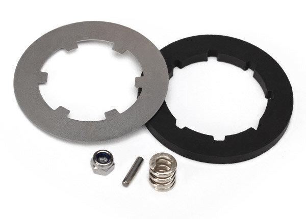 Traxxas TRX7789 Rebuild Kit, Kupplung Clutch (Stahl discfriction Einsatz (1) Feder (1)2.5