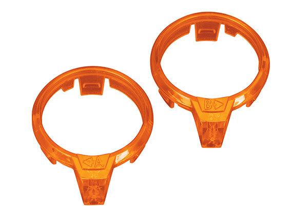 Traxxas TRX7963 LED Linse, Motor, orange (links und rechts) ATON