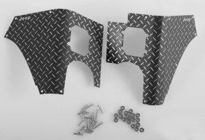 RC4WD VVV-C0063 Hinten Diamond Plates Corner Set Für...