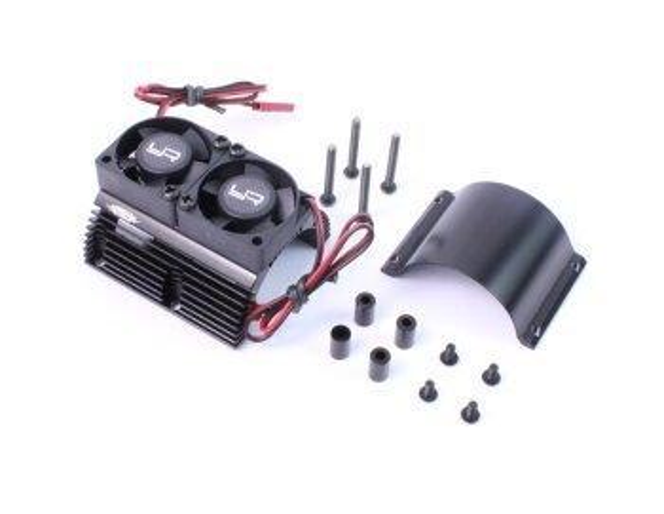 Yuki Model 600075 Y-Kabel für Servo-Batterie-Lüfter Universal BEC, FUTABA, JR