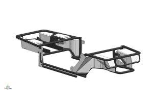 RC4WD Z-B0042 Inner Fender Set Für Axial Wraith
