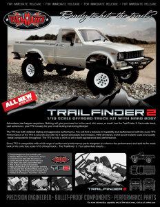 RC4WD Z-K0049 Trail Finder 2 Truck Kit w-Mojave II...