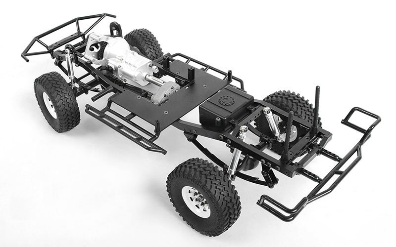 RC4WD Z-K0054 Trail Finder 2 Truck Kit