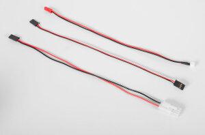 RC4WD Z-S0999 Wire Accessory Pack Für 1-10 Winde und...
