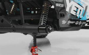RC4WD Z-S1604 Hinten Rad Adapters Für 1-10 Axial Yeti