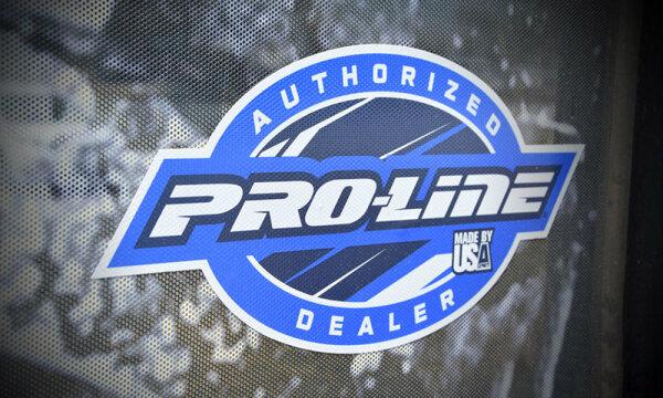 Proline 9916-33 ProLine Authorized Dealer Decal