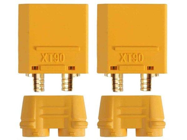 Yuki Model AM-630-100M XT90 Stecker (männlich) Regler-ESC-seitig (2 Stück)