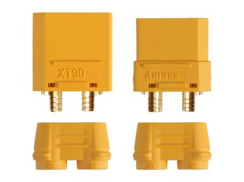 Yuki Model AM-631-1P Goldkontakt XT90 -...