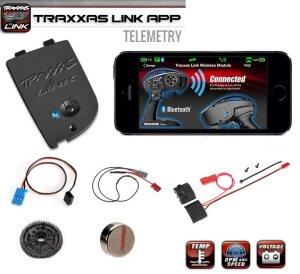 Traxxas Telemetrie-Komponenten Komplettset für...