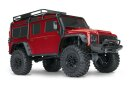 Traxxas 82056-4 TRX-4 Land Rover Defender Rot 1:10 4WD...