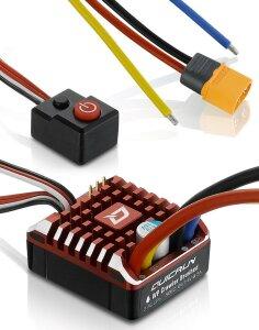 Hobbywing 30112750 QuicRun 1080 WP 80A Crawler brushed...