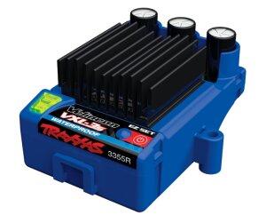 Traxxas 67076-4 Rustler 4x4 VXL für Erfahrene Brushless TSM Stabilitätssystem