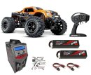 Traxxas 77086-4 X-Maxx 8S mit Power-Pack 1 Brushless 1/5...