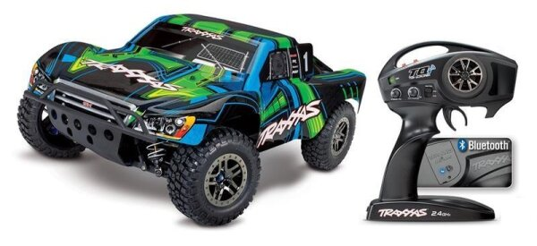 Traxxas TRX68077-4 Slash 4x4 Ultimate TQi 2,4GHz Link...