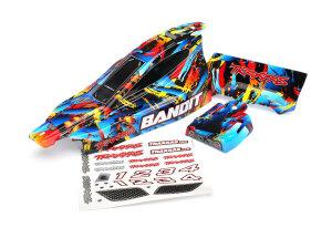 Traxxas TRX2448 Karosserie Bandit Rock n Roll (lackiert...