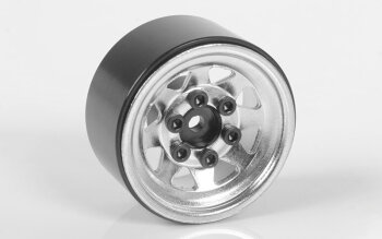 RC4WD Z-W0263 Stamped Steel 1.0 Stock Beadlock Wheels...