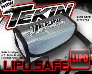 Tekin TT9703 LiPo Safety Bag Ladetasche Sicherheitstasche...