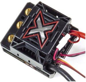 Castle Creations 010-0145-03 Mamba MonsterX 2200KV Sensor-Motor 1:8 Brushless Set wasserdicht