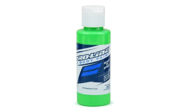 Proline 6328-03 Pro-Line RC Body Paint - Fluorescent grün