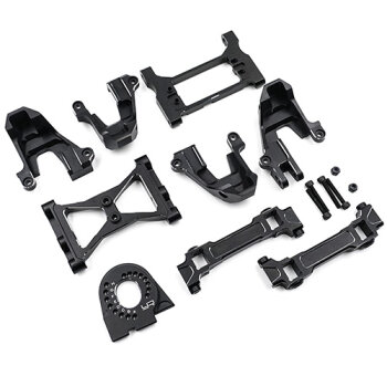 Yeah Racing YA-TRX4-S03BK Aluminium Upgrade-Set  Traxxas...