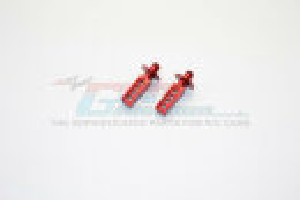 GPM-ERV201F-R E-Revo 1/16 Aluminium Karosseriehalter - 2 Stk